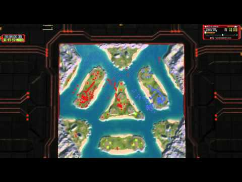 Supreme Commander - FAF Cast 154 - Chosen vs Mr-Smith