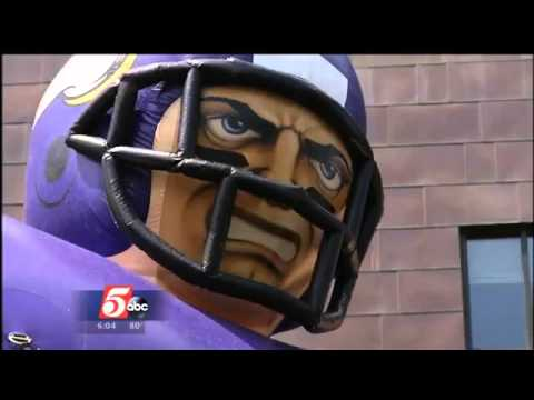 Vikings Play at TCF Bank Stadium for the First Time