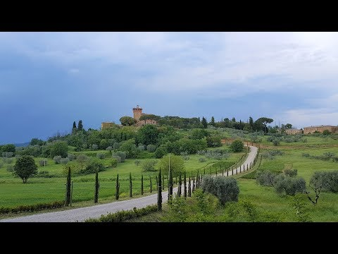 Italy - Tuscany - Drone Footage from Vacation