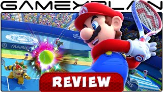Mario Tennis: Ultra Smash - Video Review (Wii U)