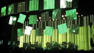 RADIOHEAD - Myxomatosis HD (live - Berlin - 29th sep. 2012)