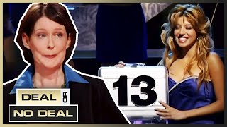 SPAM QUEEN Turns Down Early Offer! 👑 | Deal or No Deal US | Season 1 Episode 14 | Full Episodes