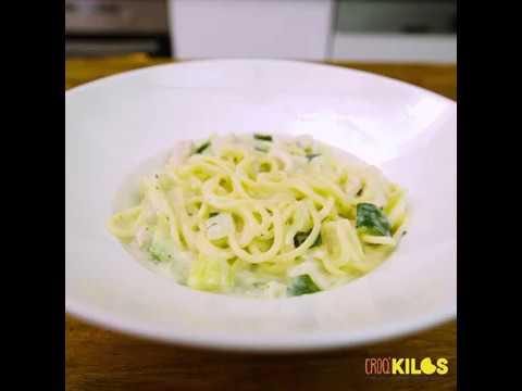 Recette minceur : one pot pasta dinde et fromage ! - YouTube