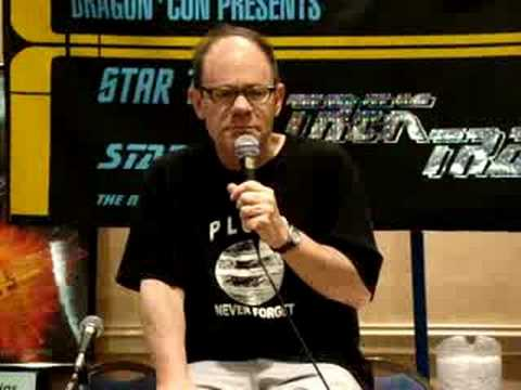 DragonCon 2008 - Star Trek - Monday - Ethan Phillips - Neelix part 1
