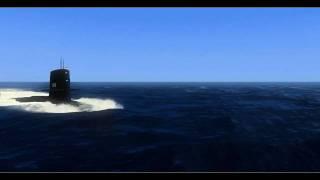 Silent Hunter 4 USS Skipjack SSN 585