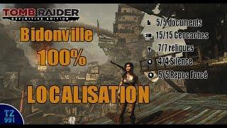 Gambar cover [Localisation] Tomb Raider Definitive Edition - Bidonville 100 % [Guide]