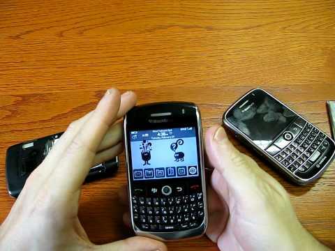 Video recensione Blackberry Curve 8900 Cellulare-Magazine.it