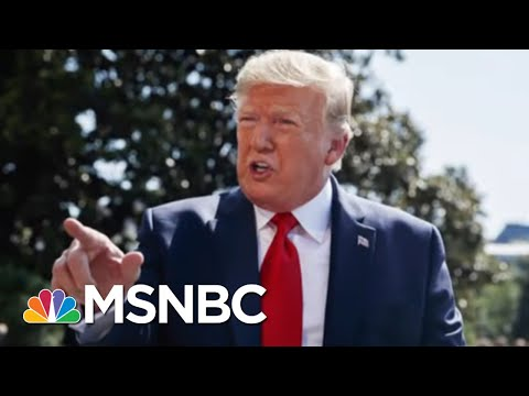 Day 937: As Markets Plunge Amid Recession Fears, Trump Plays The Blame Game | The 11th Hour | MSNBC