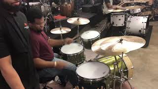 DOH drum meet 2019 solo 17