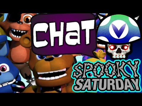 [Vinesauce] Joel - FNAF World (With Chat)