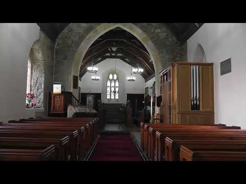 The God Of Abraham Praise: Llanrhidian Church North Gower Swansea