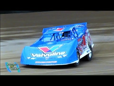 WoO Late Model 2nd Heat 8-27-17 Merritt Speedway
