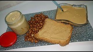 مطبخ أم أسيل: زبدة الفول السوداني الأصلية بطريقة سهلة و حصرية