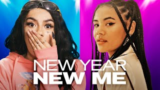 #1 LA THRIFT CHALLENGE *NEW YEAR NEW ME* | Nayva Ep #56 | Fashion + Beauty