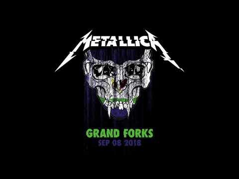 Metallica: Live In Grand Forks, North Dakota - 9/08/18 (Full Concert)