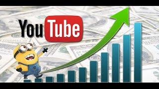 Как заработать в youtube на пpocmoтpax