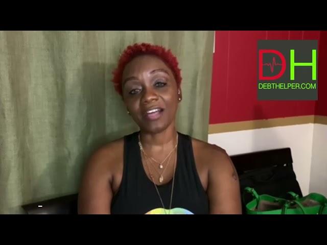 Valda's Debthelper Success Story