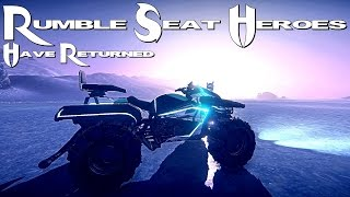 Planetside 2 - Rumble Seat Heroes Have Returned