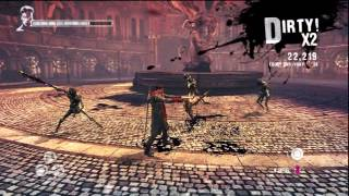 DmC Devil May Cry 2013 Chapter 3 gameplay