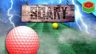 ⚠️ DO NOT WATCH if Easily Scared! ⚠️ | Golf It