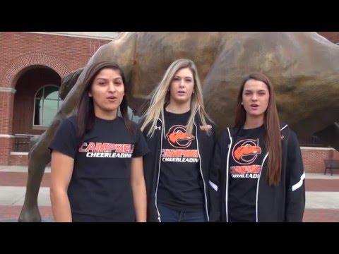 Campbell University Athletics - It's On Us