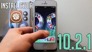 how to install cydia on ios 10.2.1 without a computer (2017)