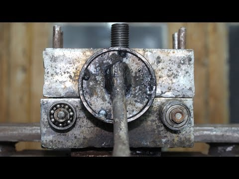 Make a Ring roller Bending machine