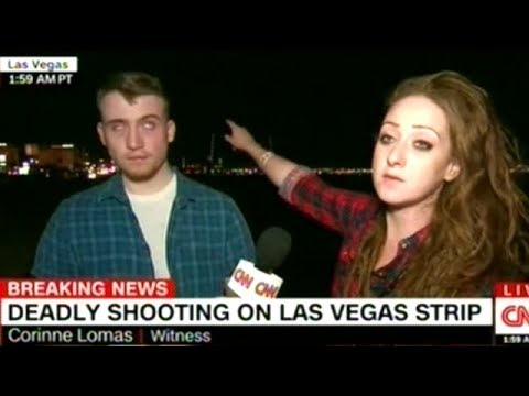 "Concert Shooting Goer Says ""NO WAY THERE WAS ONLY ONE SHOOTER!"""