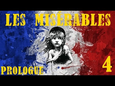 Les Misérables on Piano: Prologue, Part 4 - Valjean's Soliloquy