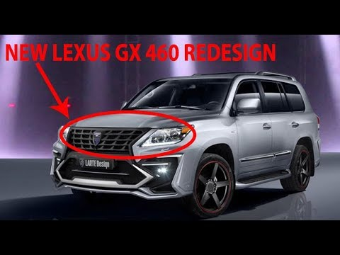 Wow 2018 Lexus Gx 460 Redesign Price And Release Date
