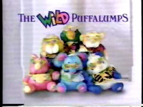 Puffalumps  Commercial