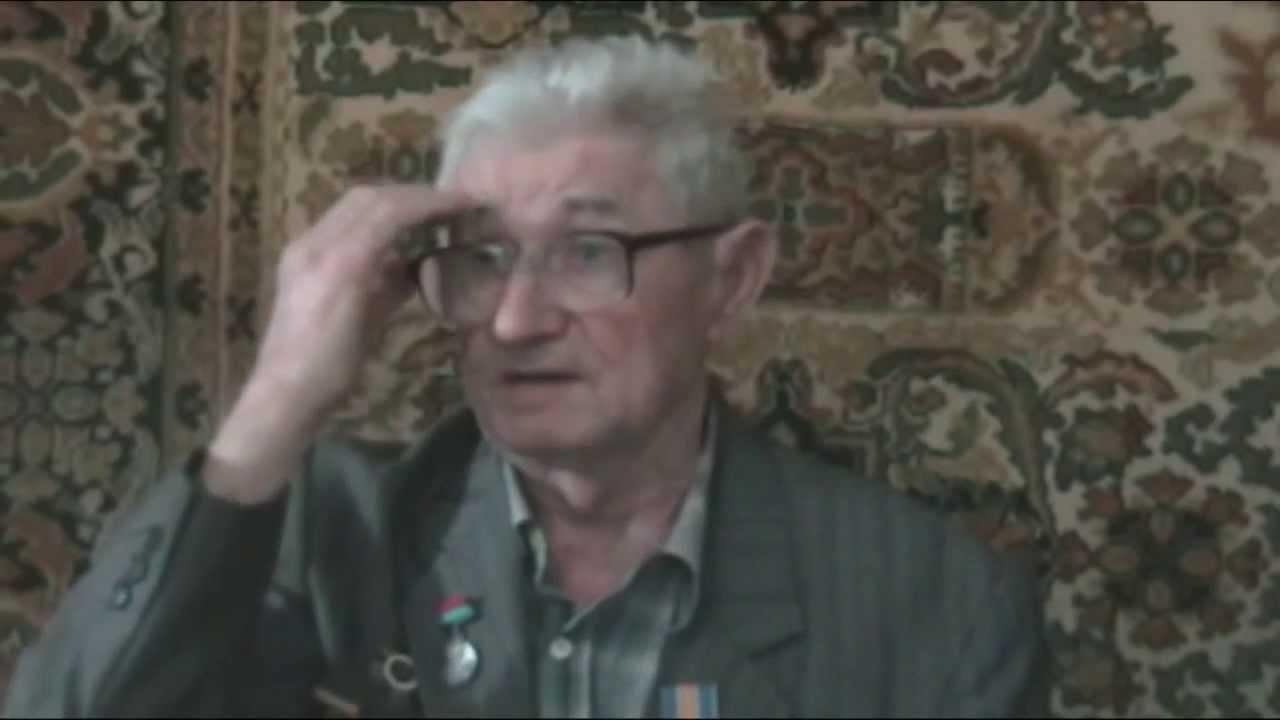 Горловка в годы Великой Отечественной Войны - Часть 1