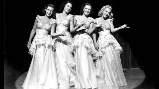 CANDY ~ The Four King Sisters  1945