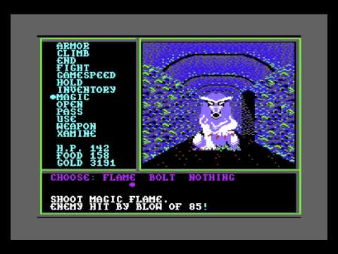 Legacy of the Ancients C64 Longplay [3/7]
