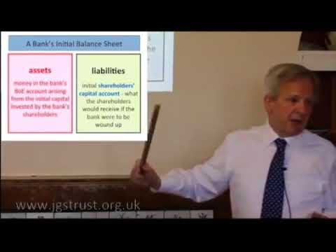 Debt Based Money & Banking  Where Does Money Come From Part 1 of 3via torchbrowser com