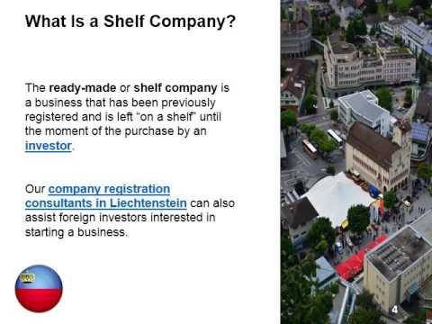 Shelf Company in Liechtenstein