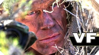 THE WALL : Les Extraits VF du Film (2017) John Cena, Aaron Taylor-Johnson, Action