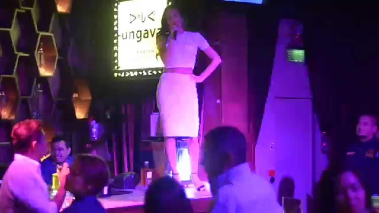Hosting Klik Event at Imperial Ice Bar | Angel Jones