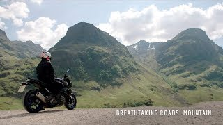 Breathtaking Roads Mountain - Live Fast Die Old
