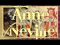 Anne Neville wife of King Richard III 1456–1485