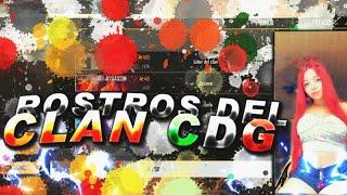 ESPECIAL 500K/ROSTROS DEL CLAN CDG/COMPARES🇲🇽