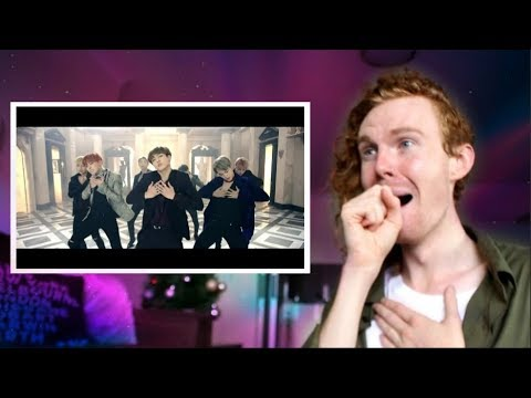 AUSTRALIAN BOY REACTS TO BTS KPOP!!! (Blood sweat and tears, and Dope)