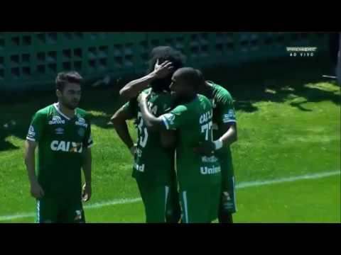 Chapecoense 1 x 0 Coritiba  Gol  Melhores Momentos  Campeonato Brasileiro  11 09 2016