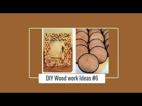 10 DIY wooden ideas ep 1