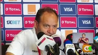 Harambee Stars' Sebastian Migne expects tough challenge from Tanzania