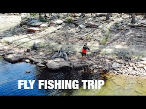VLOG 2: fly fishing in Payson, AZ for the day