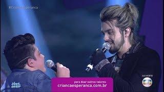Baixar Trem Bala - Ana Vilela e Luan Santana (Criança Esperança 2017)