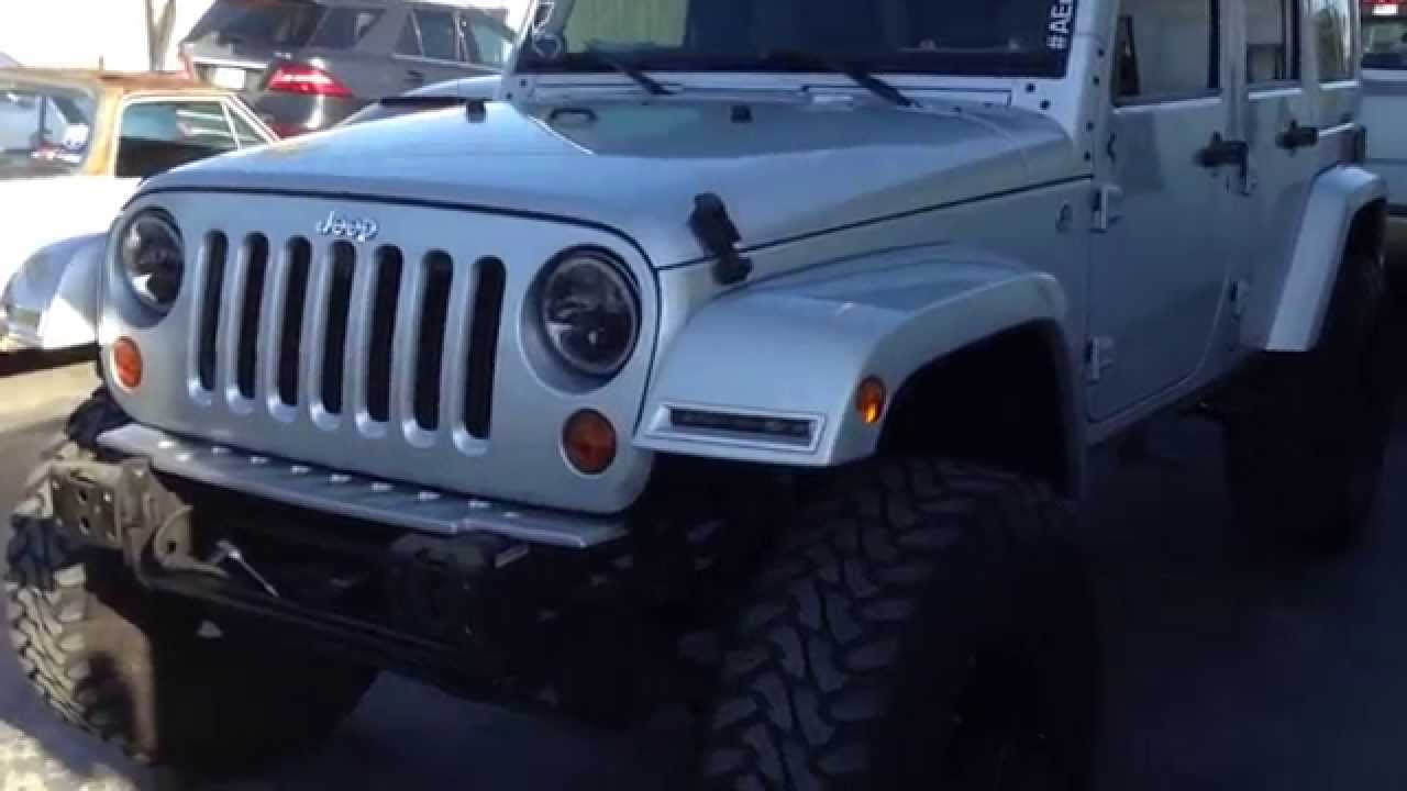 jeep jk smooth and painted mirrors with aev lift pt. 1 - youtube