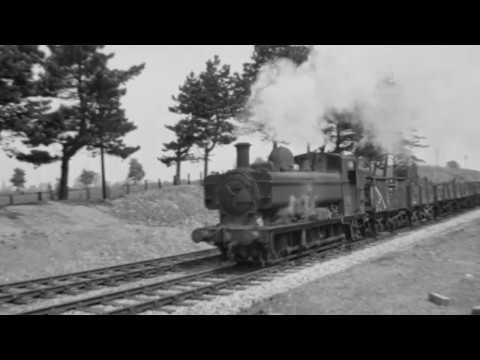 Trains at Broadway 1965/66 (Sound recordings)