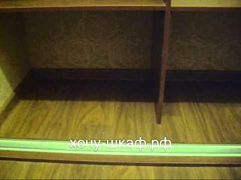 Как сделать встроеный шкаф из гипсокартона ГВЛ